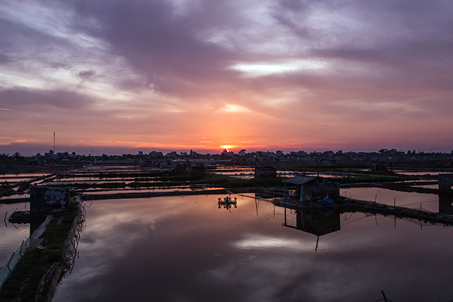 Về Đồng Châu xem cào ngao, ngắm hoàng hôn hoang hoải bên bờ biển hoang sơ - ảnh 11