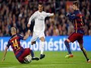 Bóng đá - Siêu kinh điển: Ronaldo đá dự bị, nhàn nhã hạ Messi & đoạt Quả bóng Vàng