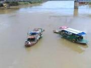 Tin tức trong ngày - Nam thanh niên bất ngờ nhảy sông Kinh Thầy mất tích