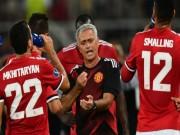 Bóng đá - Mourinho tuyên bố MU vô địch Ngoại hạng, 100% đàm phán với Ibra
