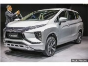 MPV cỡ nhỏ giá rẻ Mitsubishi Xpander chính thức ra mắt