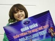 """Quán quân Vietnam Idol Kids 2017:  """" Không muốn trở thành Phương Mỹ Chi """""""