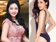 """Những bà mẹ  """" đẹp như hoa hậu """"  trong showbiz Việt"""