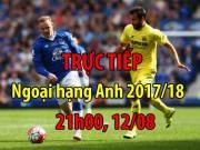Chi tiết vòng 1 Ngoại hạng Anh: Everton - Rooney bảo toàn thành quả (KT)