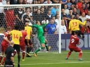"""Bóng đá - Chi tiết Watford - Liverpool: Kết cục quá """"giật gân"""" (KT)"""