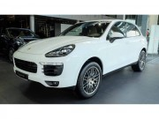 Porsche Cayenne Platinum Edition giá 5,3 tỷ đồng tại Việt Nam