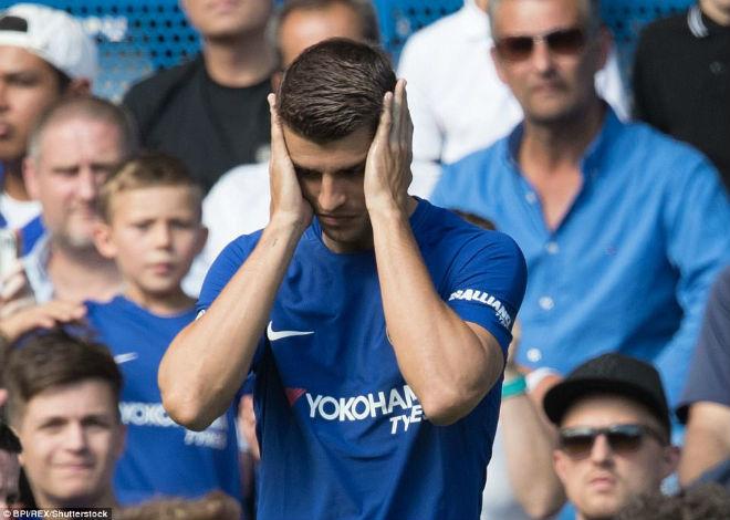 Chelsea thảm bại: Conte đổ lỗi học trò, né chỉ trích trọng tài - ảnh 4