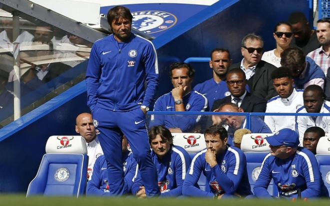Chelsea thảm bại: Conte đổ lỗi học trò, né chỉ trích trọng tài - ảnh 3