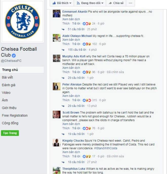Chelsea thua s.o^.c: Triệu fan MU hả hê, báo chí khen Morata, mắng Conte - ảnh 1