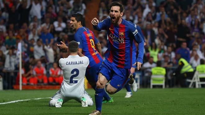 Barcelona - Real Madrid: Không cần Neymar, Messi mới là số 1 (Siêu cúp TBN) - ảnh 1
