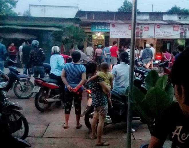 Thêm nhiều tình tiết mới trong vụ bắn chết nữ sinh rồi tự sát ở Đồng Nai - ảnh 1