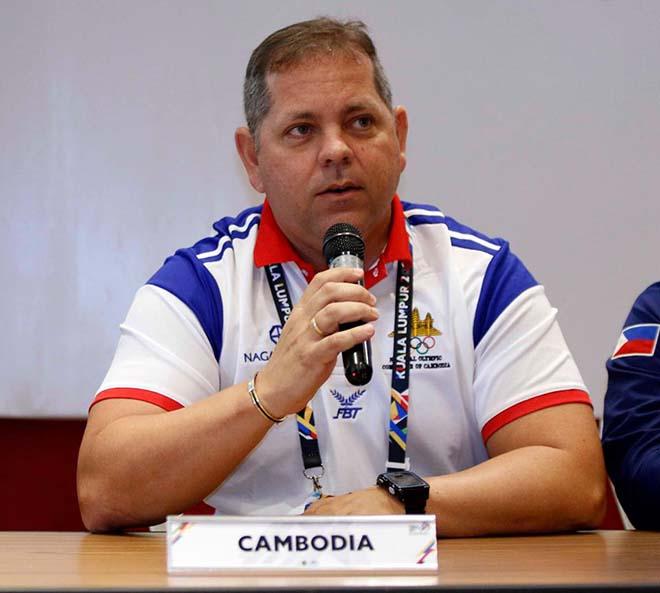 Săn HCV SEA Games 29: Thái Lan, Việt Nam, Malaysia tỏ tham vọng lớn - ảnh 3
