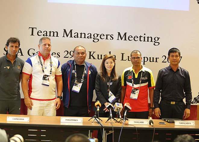 Săn HCV SEA Games 29: Thái Lan, Việt Nam, Malaysia tỏ tham vọng lớn - ảnh 4