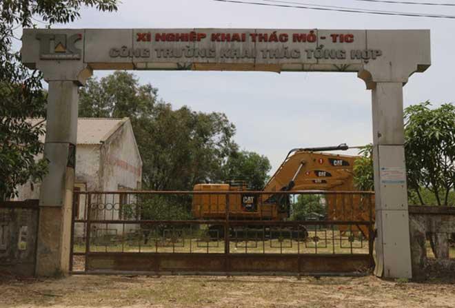 Cận cảnh công trường không bóng người ở mỏ sắt lớn nhất Đông Nam Á - ảnh 10