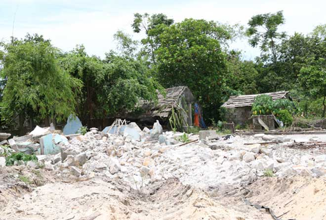 Cận cảnh công trường không bóng người ở mỏ sắt lớn nhất Đông Nam Á - ảnh 12