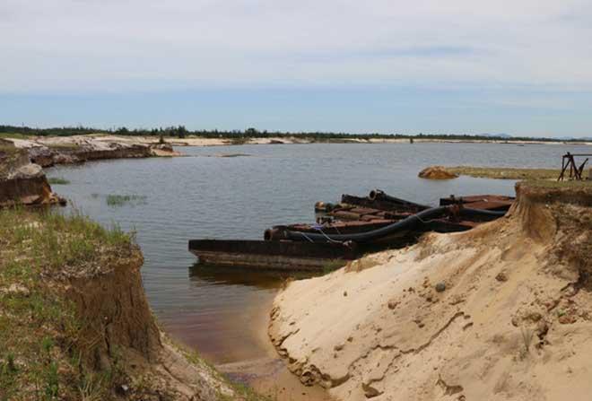 Cận cảnh công trường không bóng người ở mỏ sắt lớn nhất Đông Nam Á - ảnh 2
