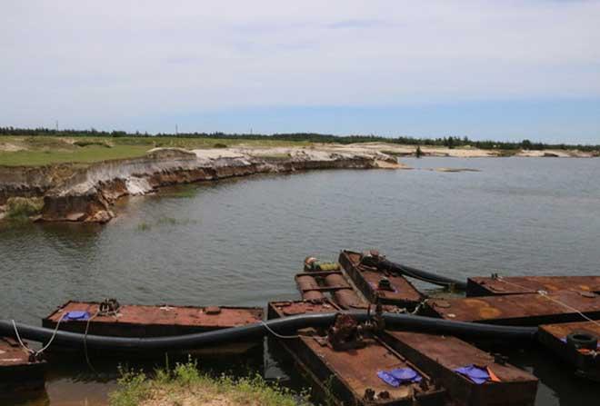 Cận cảnh công trường không bóng người ở mỏ sắt lớn nhất Đông Nam Á - ảnh 9