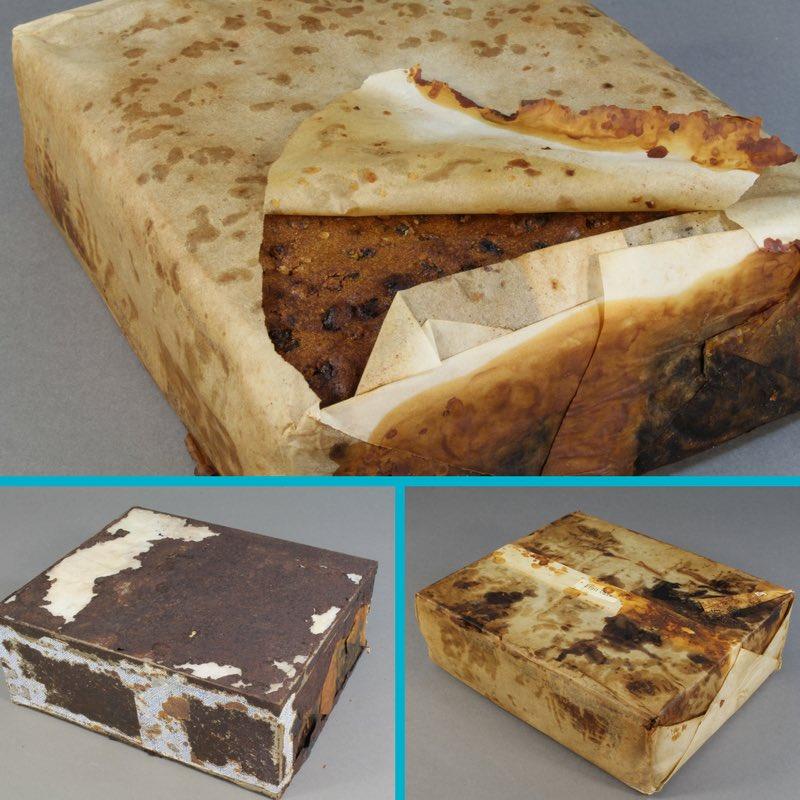 """Tìm thấy bánh 100 năm """"gần như vẫn ăn được"""" ở Nam Cực - ảnh 1"""