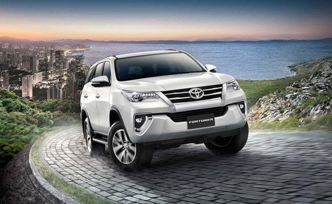 Toyota Fortuner 2017 có giá chỉ từ 846 triệu đồng