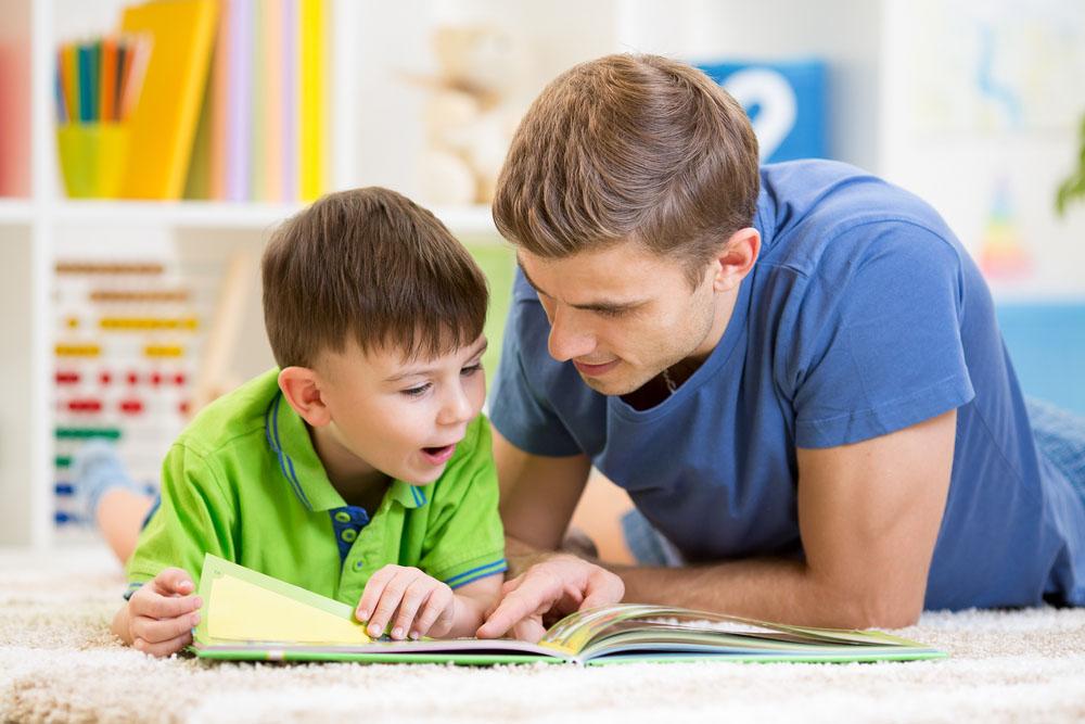 Những cách đơn giản để cha mẹ trở thành người bạn thân thiết của con - ảnh 2