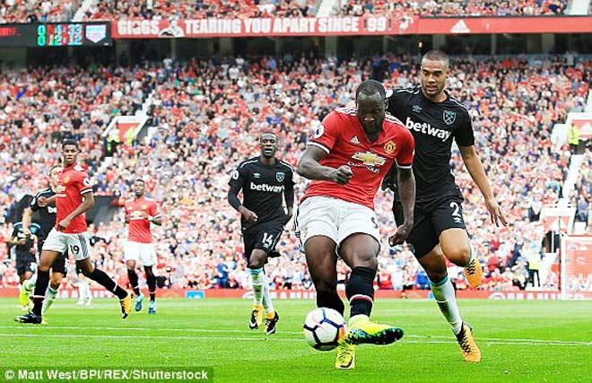 Video, kết quả bóng đá MU - West Ham: Đẳng cấp bom tấn Lukaku - ảnh 1