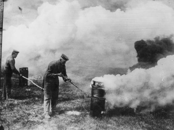Vũ khí vô hình, bị cấm trong chiến tranh vì quá nguy hiểm - ảnh 5
