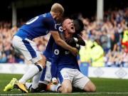 Wayne Rooney tỏa sáng: Ngoại hạng Anh vẫn còn 1 huyền thoại
