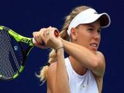 Rogers Cup ngày 6: Wozniacki đoạt vé chung kết
