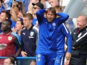 Chelsea thảm bại: Conte đổ lỗi học trò, né chỉ trích trọng tài