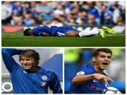"""Góc chiến thuật Chelsea - Burnley: Conte dính đòn, Morata  """" cứu giá """"  muộn"""
