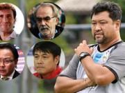 Bóng đá - Điểm 'tướng' trước SEA Games: HLV Hữu Thắng chỉ xếp thứ 4