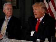 Mạnh miệng đe dọa kẻ thù: Hiếm có ai như ông Trump