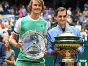 Chung kết Rogers Cup: Trí khôn Federer gặp sức trẻ Zverev