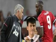 Bóng đá - MU đại thắng West Ham: Lukaku lập cú đúp, Công Vinh phấn khích