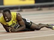 Usain Bolt đại hạn giải VĐTG: Đoạn kết buồn của huyền thoại