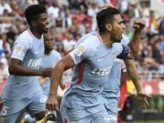 "Dijon - AS Monaco:  "" Mãnh hổ ""  Falcao  & amp; cú hat-trick thần thánh"