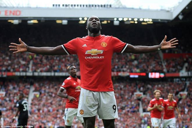 MU mở màn ngoại hạng Anh như mơ: Lukaku đáng giá từng xu - ảnh 5
