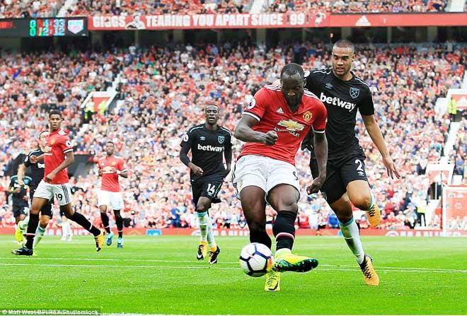 MU mở màn ngoại hạng Anh như mơ: Lukaku đáng giá từng xu - ảnh 1