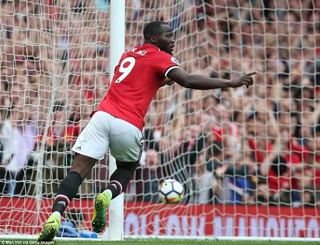 MU mở màn ngoại hạng Anh như mơ: Lukaku đáng giá từng xu - ảnh 3