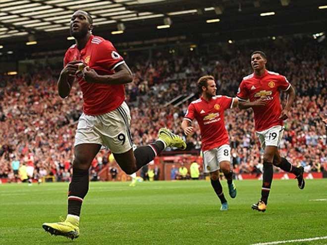 MU mở màn ngoại hạng Anh như mơ: Lukaku đáng giá từng xu - ảnh 6
