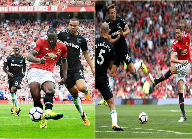 """Góc chiến thuật MU – West Ham: """"Bom tấn"""" cực chất, Mourinho """"xuất chiêu"""" - ảnh 2"""