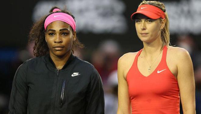 Tin thể thao HOT 14/8: Serena vĩ đại nhờ Sharapova - ảnh 1