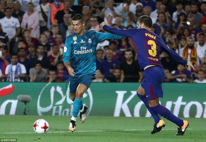 Siêu kinh điển Barca - Real: Messi gọi, Ronaldo trả lời đặc biệt - ảnh 1