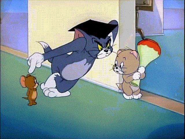 Tom và Jerry: Nối giáo cho giặc