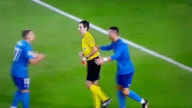 "Ronaldo dễ bị cấm 4-12 trận, triệu fan Real tố Barca ""mua"" trọng tài thay Neymar"