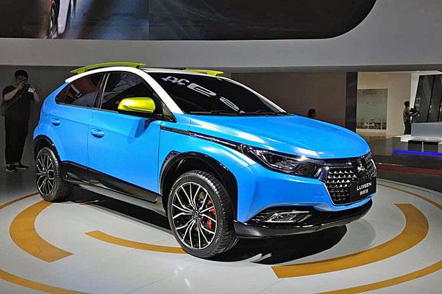 Luxgen U5 giá chỉ 270 triệu đồng cạnh tranh Ford EcoSport