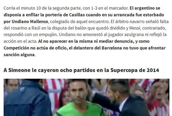 Ronaldo dễ bị cấm 4-12 trận, báo thân Real vạch tội Messi