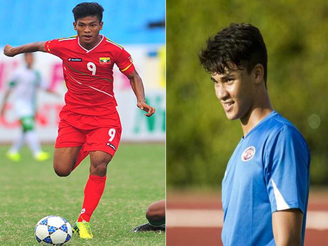 """U22 Myanmar - U22 Singapore: Tốc độ chóng mặt, đẳng cấp """"Ronaldo Đông Nam Á"""""""