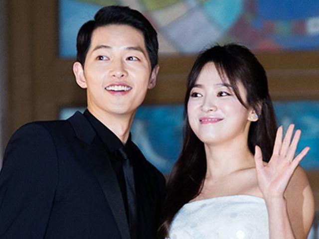 Chồng chưa cưới của Song Hye Kyo có da đẹp hơn em bé nhờ điều này