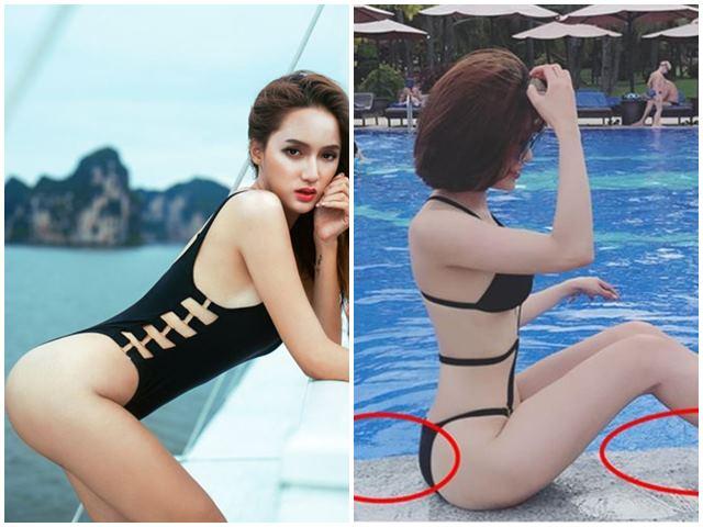 """Sao Việt lạm dụng """"phù thuỷ sắc đẹp"""" tới mức méo mó thân hình"""